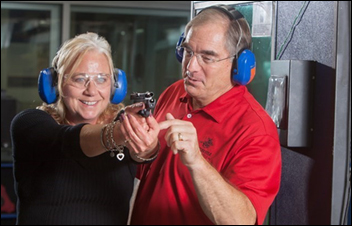 Top 3 Reasons to Take a New Shooter to the Range