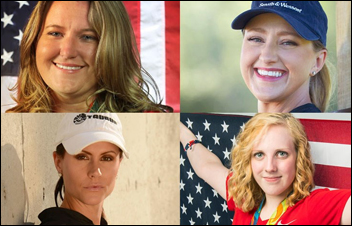 Top 50 Women in Competitive Shooting