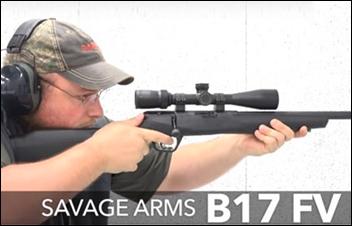 Video Review: Savage B17 Rifle