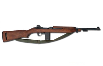 A Look Back at the M1 Carbine