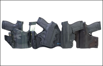NRA Gun Gear Of the Week: IWB Holster Survey