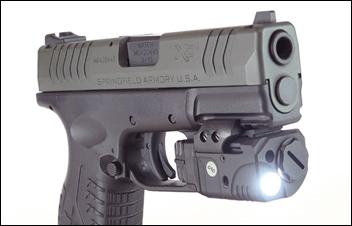 Lights On Carry Guns?