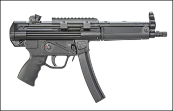 NRA Gun of the Week: Zenith Firearms MKE Z-5RS