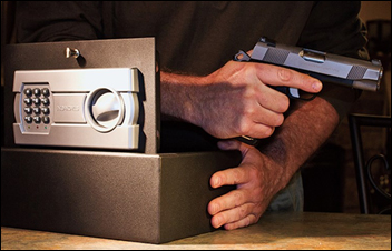 The Ins and Outs of Handgun Safes