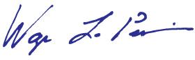 Wayne Signature