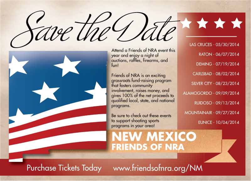 Friends of the NRA - Silver City, NM @ Silver City | New Mexico | United States