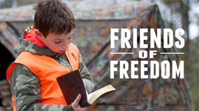 Friends of Freedom: Raising The Next Generation