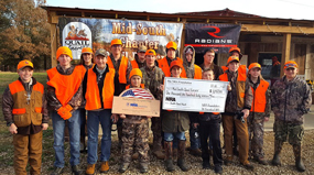 Mid-South Quail Forever   Annual Youth Hunt Continues with NRA Foundation Support