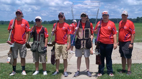 All-Ohio Lady Trap Captain Excels at SCTP   Nationals
