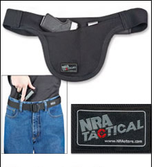 NRA Tactical Total Concealment Holster