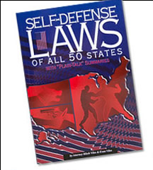 Self Defense Laws of All 50 States