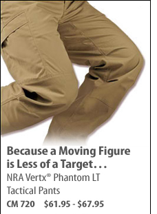 NRA Vertx Phantom LT Tactical Pants