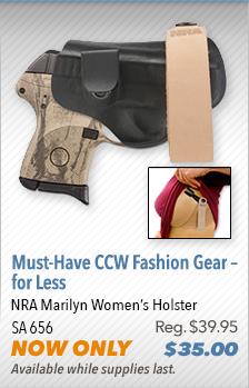 NRA Marilyn Womens Holster