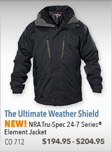 NEW! NRA TRU-SPEC 24-7 Series Element Jacket