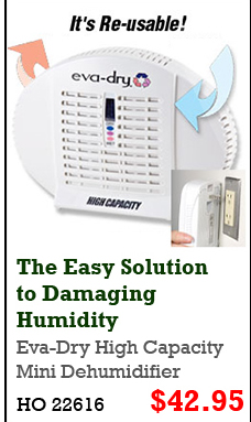 Eva-Dry High Capacity Mini Dehumidifier
