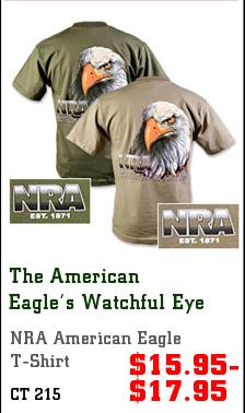 NRA Brass Gun Hangers
