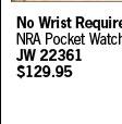 NRA Pocket Watch