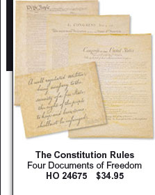 Four Documents of Freedom
