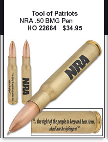 NRA .50 BMG Pen