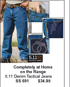 5.11 Denim Tactical Jeans