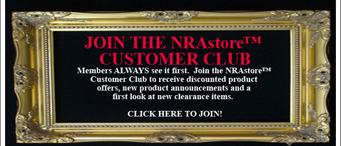 Join the NRAstore Customer Club