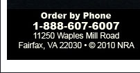 Order by Phone 1-888-607-6007