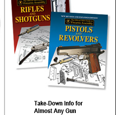 The Official NRA Guide to Firearms Assembly Two Volume Set