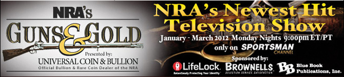 NRA Guns and Gold