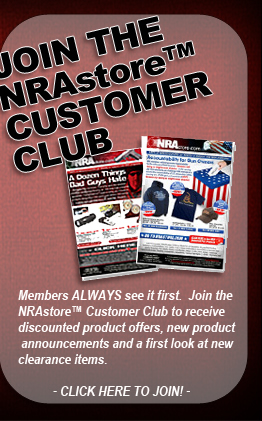 CLICK HERE to Join the NRAstore Customer Club