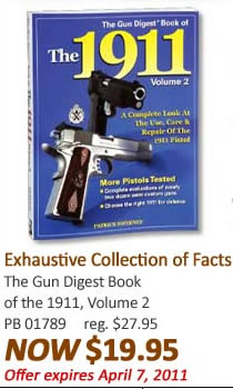 The Gun Digest Book of the 1911 Volume 2