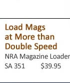 NRA Magazine Loaders