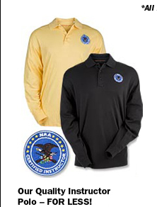 NRA Certified Instructor Tactical Polo