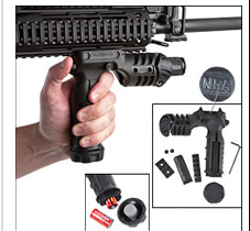 NRA Foregrip Light Adapter