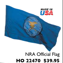 NRA Official Flag