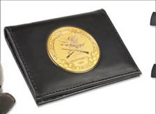 NRA Concealment Carry Permit Wallet