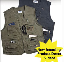 NEW! NRA Reactor Concealment Vest