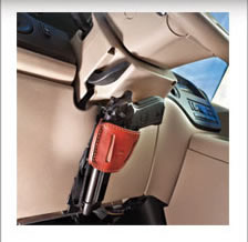 NEW! NRA Steer Clear Vehicle Mount