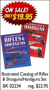Illustrated Catalog of Rifles & Shotguns/Hanguns Set