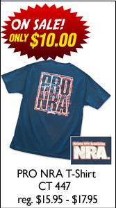 PRO NRA T-Shirt