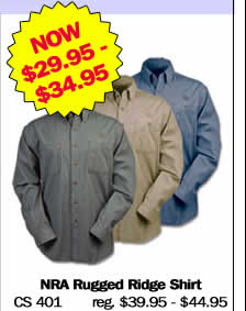 NRA Rugged Ridge Shirt