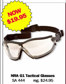 NRA G1 Tactical Glasses