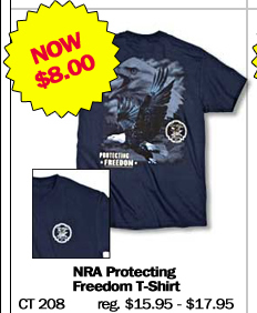 NRA Protecting Freedom T-Shirt