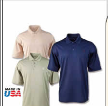 NRA Eagle Polo