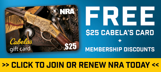 Join or Renew NRA Membership