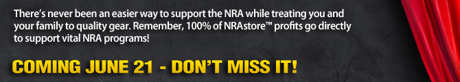 NRAstore Shopping is About to Get EASIER! - Coming June 21!