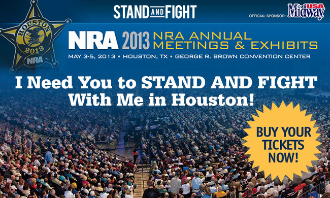 Join me in Houston for a huge gathering
