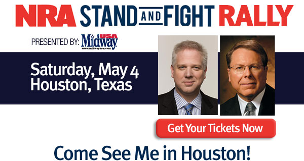 NRA Stand and Fight Rally Presented by MidwayUSA Saturday, May 4 Houston, Texas